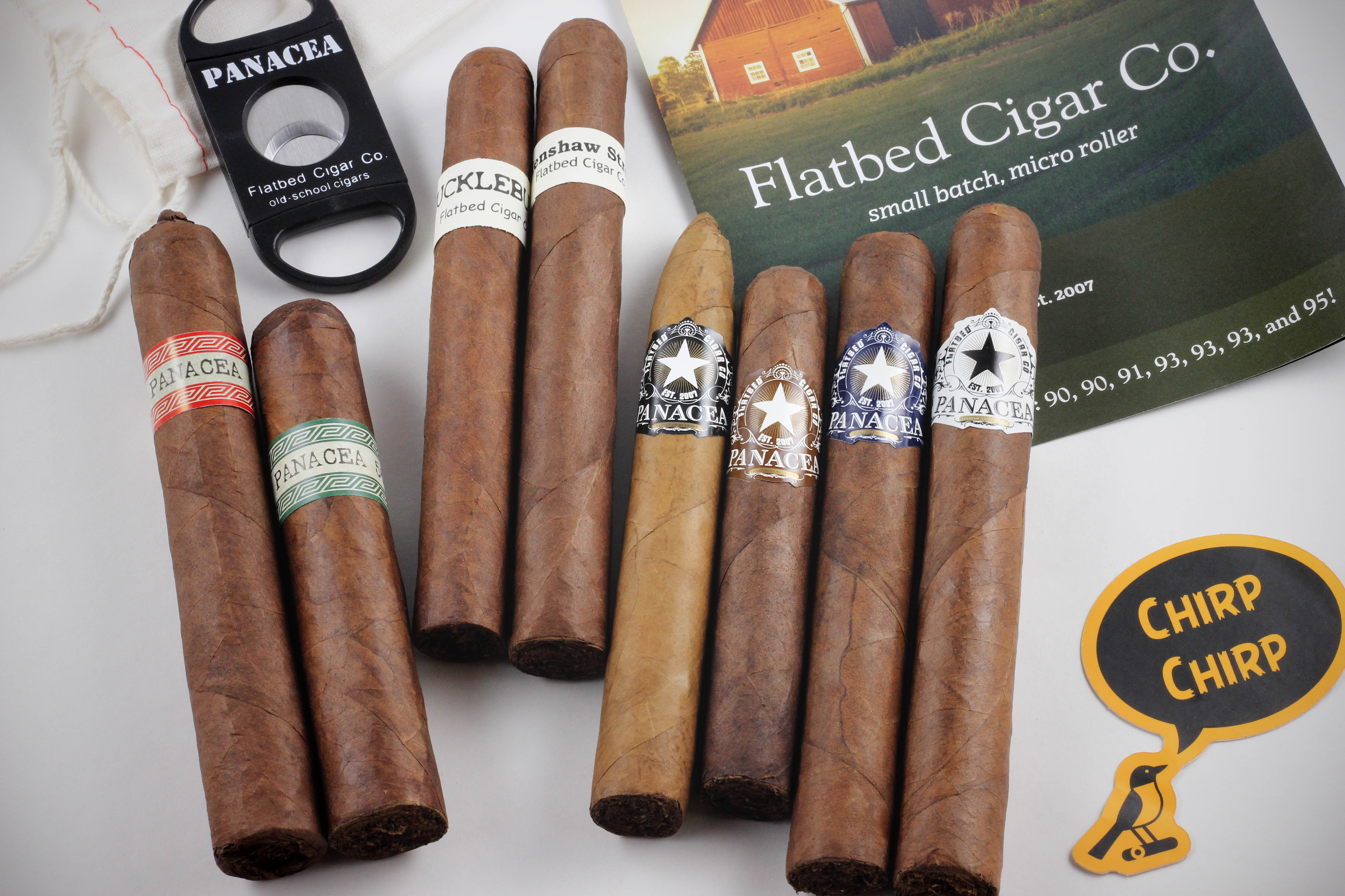 July 2020 Brand of the Month: Flatbed Cigar Company
