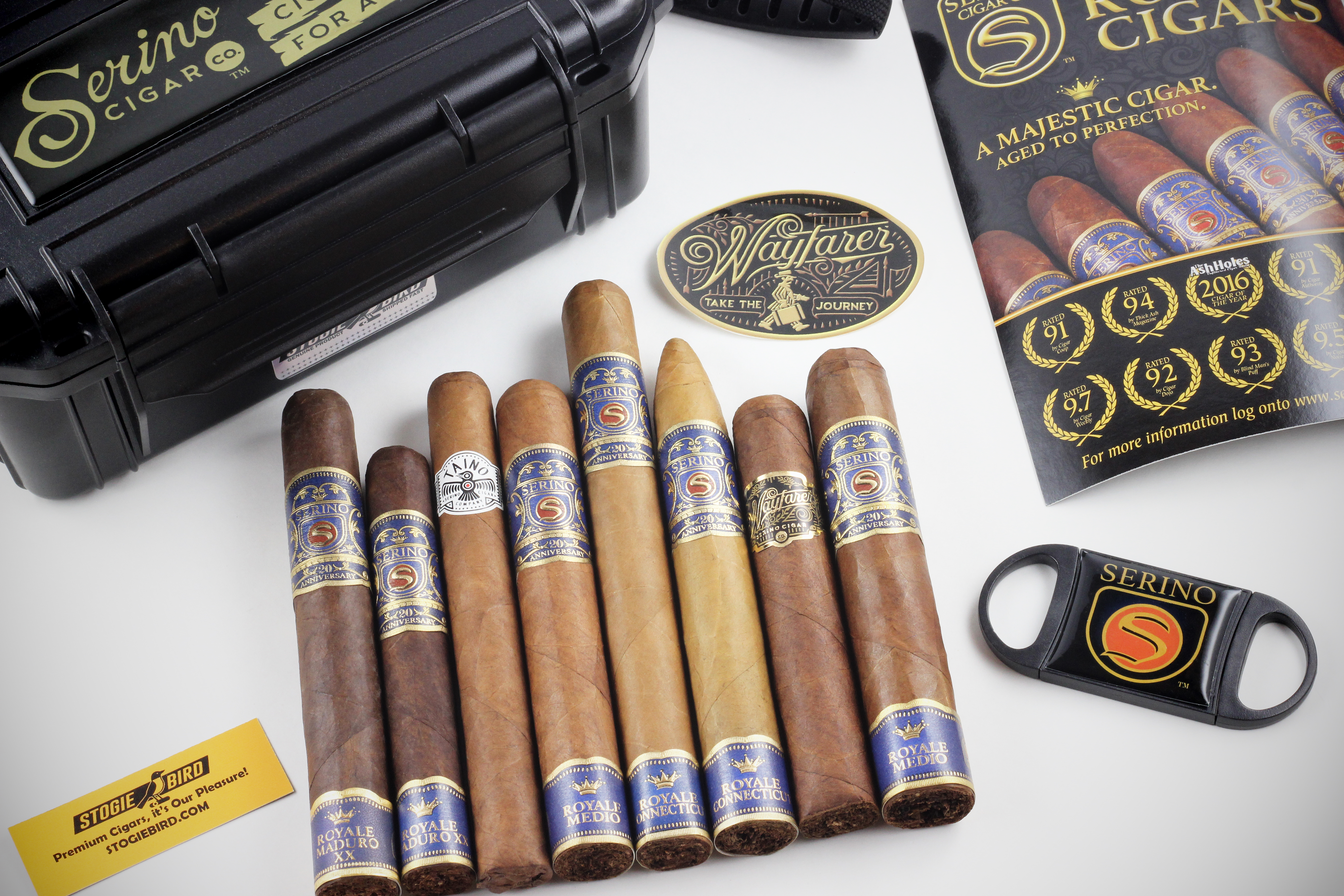 May 2020 Brand of the Month: Serino Cigar Co.